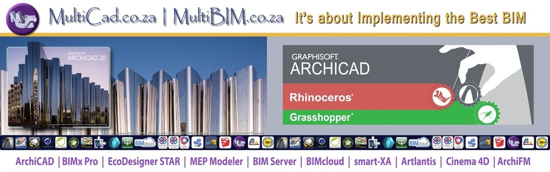 ArchiCAD 20 Training | openBIM | Download ArchiCAD 20 free | ArchiCAD 20 Support | South Africa