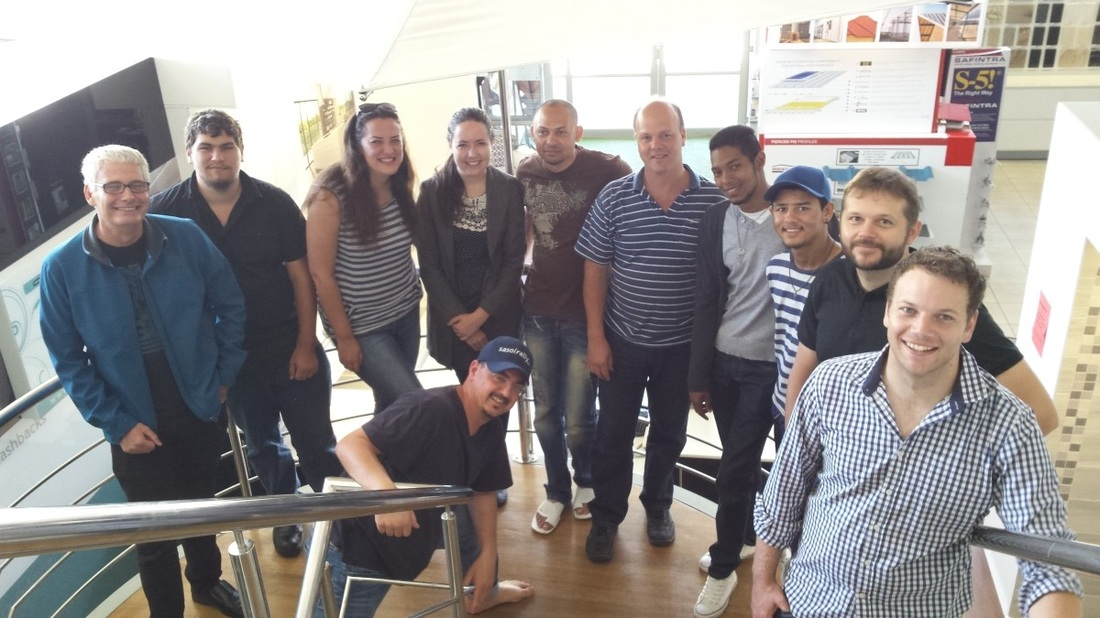 ArchiCAD Masterclass 2014 Cape Town