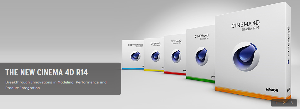 Cinema 4D - OpenBIM Solution Centre - South Africa | ArchiCad