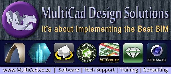 MultiBIM | MultiCad.co.za | ArchiCad | ArchiCad BIM Training | Tech Support | BIM Implementation | Tools & Tips | South Africa